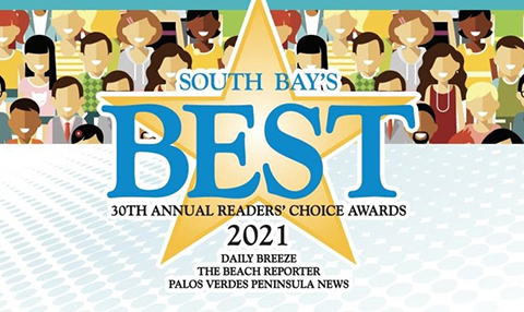 Daily Breeze South Bays Best 2021